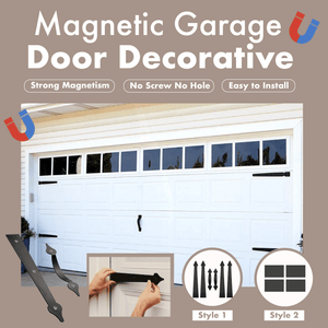 Magnetic Garage Door Decorative 1688 Package 1