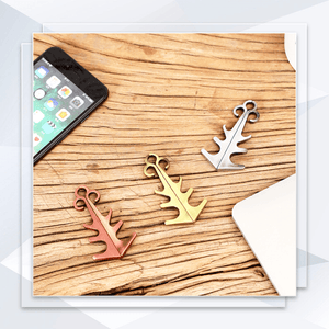 Magnetic Phone Holder Plus Bottle Opener 1688 Gold