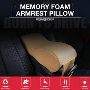 Memory Foam Pillow For Car Armrest Box 1688
