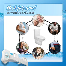 Load image into Gallery viewer, Modern Toilet Bidet Attachment 1688