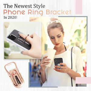 New Fashioned Phone Ring Bracket With Bottle Opener 1688