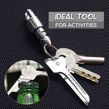 Load image into Gallery viewer, Outdoor Portable 6-in-1 Keychain 1688