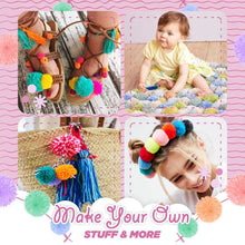 Load image into Gallery viewer, Perfect Pom Pom Maker Kit 4pcs Set(12 Free Yarn Balls) 1668