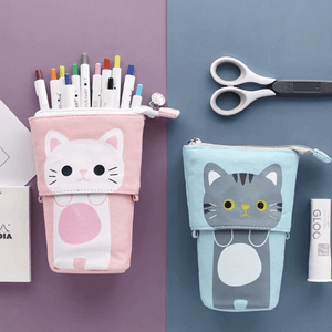 Pop Up Cute Kitten Pencil Case 1688