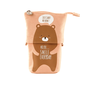 Pop Up Cute Kitten Pencil Case 1688 Bear