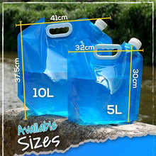 Load image into Gallery viewer, Portable Folding Water Carrier - 3PCS 1688 10L