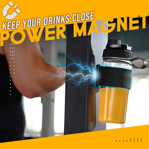 Portable Magnetic Bottle Mount 1688