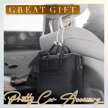 Load image into Gallery viewer, Premium Pearl Car Hooks 1688