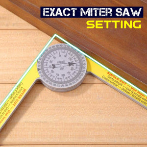 Professional Miter Saw Protractor 1688