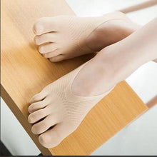 Load image into Gallery viewer, Quick Dry Ultra-Flexy Mesh Socks 1668 Beige