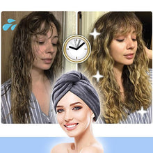 Load image into Gallery viewer, Rapid Drying Hair Towel 1688