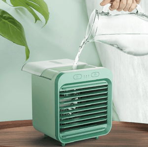 Rechargeable Water-cooled Air Conditioner Harmoninia