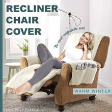 Load image into Gallery viewer, Recliner Chair Cover harmoninie