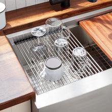 Load image into Gallery viewer, Rolling Sink Rack 1688