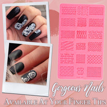 Load image into Gallery viewer, Sculpted Nail Art Mold Set 1688