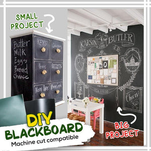 Self-Adhesive Magnetic Blackboard Wall Sticker 1688