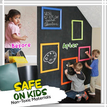 Load image into Gallery viewer, Self-Adhesive Magnetic Blackboard Wall Sticker 1688