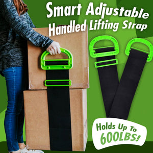 Smart Adjustable Handled Lifting Strap 1688 1PC