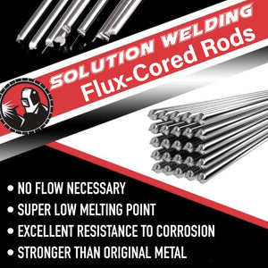 Solution Welding Flux-Cored Rods 1688