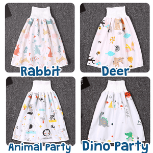 Toddler Cotton Diaper Skirts 1688