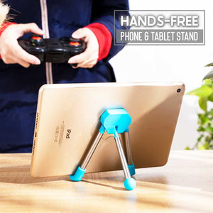 Tripod Folding Phone and Tablet Stand 1688
