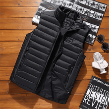 Load image into Gallery viewer, Unisex Warming Heated Vest 1688 Black S