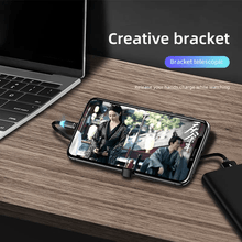 Load image into Gallery viewer, Universal Magnetic Mini Charging Keychain Flofia
