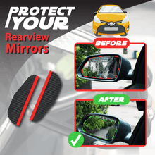 Load image into Gallery viewer, VisionBright Car Side Mirror Shield 1688