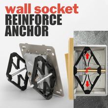 Load image into Gallery viewer, Wall Socket Reinforce Anchor 1688
