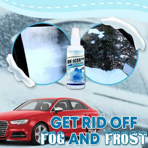 Windshield Ice Withdraw Spray 1688