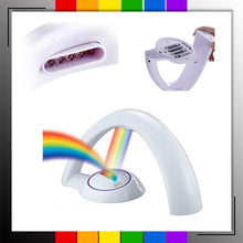 Load image into Gallery viewer, YOUR OWN Rainbow Projection Lamp 1688