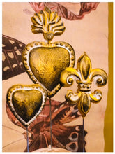 Load image into Gallery viewer, IOD Sacred Hearts & Cloche - Online Tutorial with Lexi Grenzer
