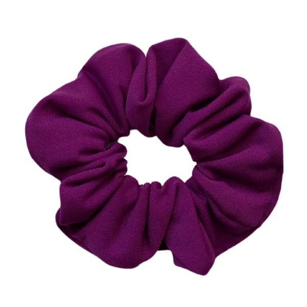 magenta ice scrunchie Pipevine Designs