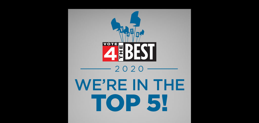 Vote 4 the Best 2020 Award winner Detroit Apparel