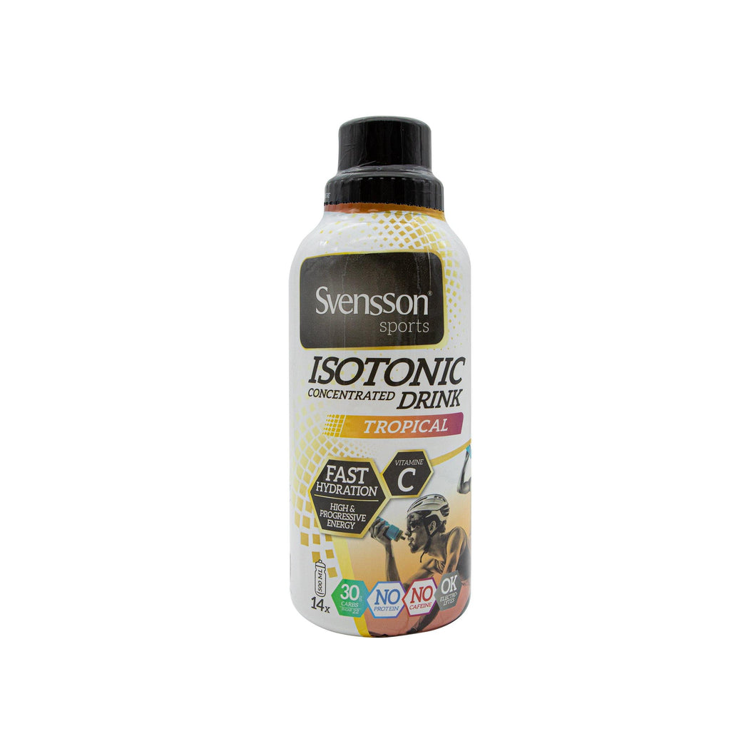 Isotone drink Tropical - Hydratatie - Svensson
