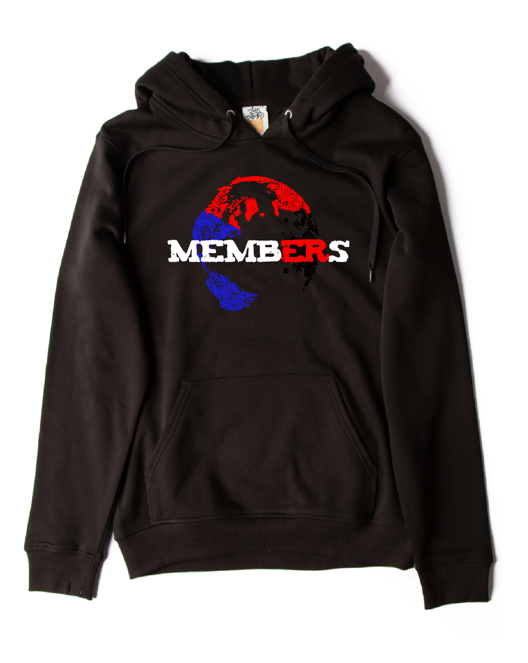 Members Pull Over Hoodie