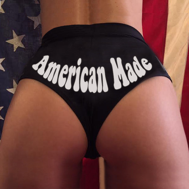American Made - Betty Bangs Bikinis