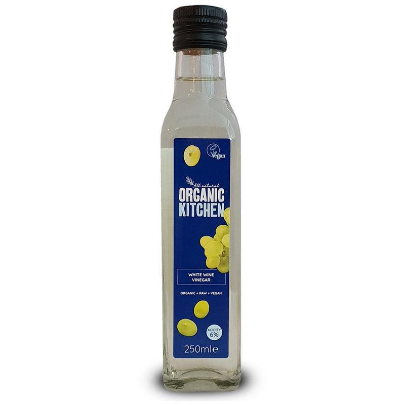 Organic White Wine Vinegar 250 ML