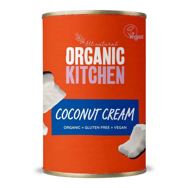 Organic Coconut Cream 400 ML