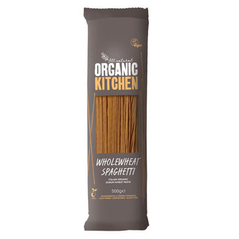 Organic Spaghetti Wholewheat 500 g