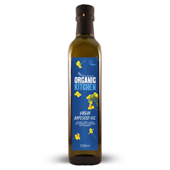 Org Extra Virgin Rapeseed Oil 500 ML