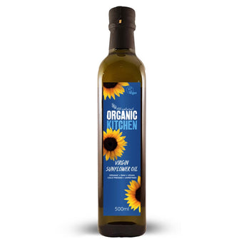 Org Extra Virgin Sunflower Oil 500 ML