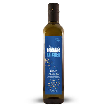 Org Extra Virgin Sesame Oil 500 ML