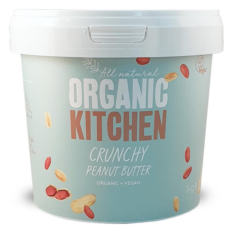 Peanut Butter Crunchy DAMAGED 1 Kg