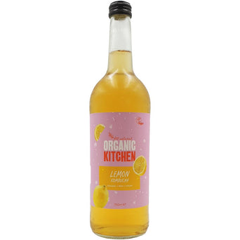 Organic Kombucha Lemon 750 ML
