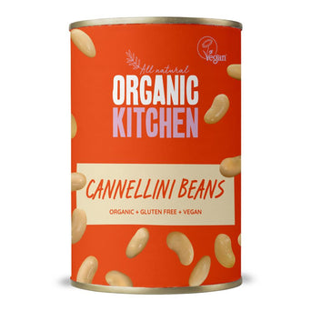 Organic Cannellini Beans 400 g