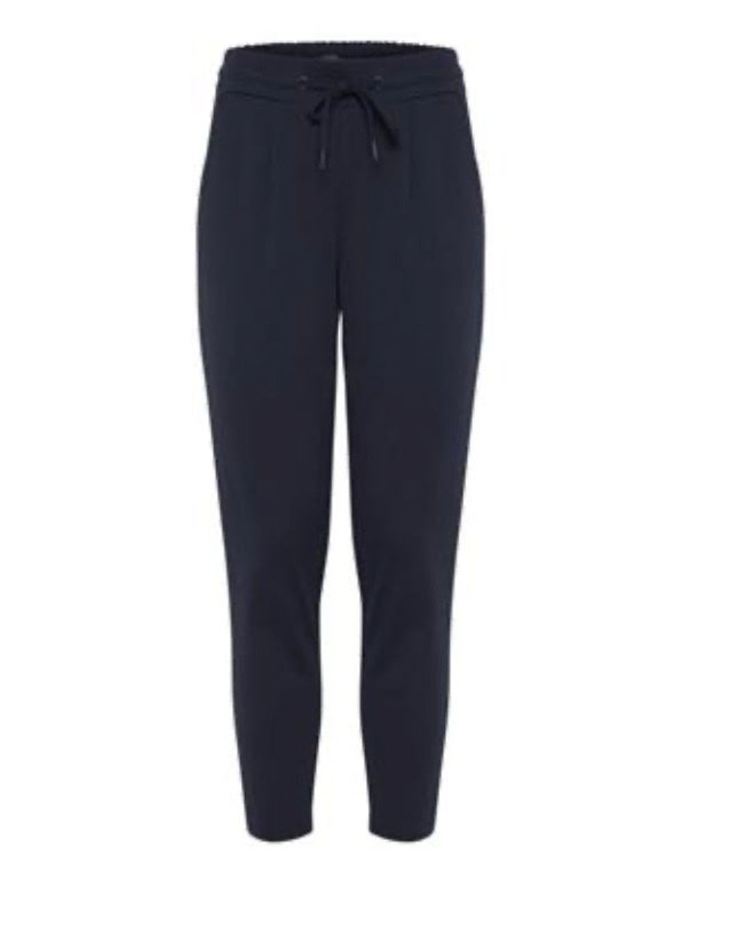 The Kate ( cropped ) Joggers Navy