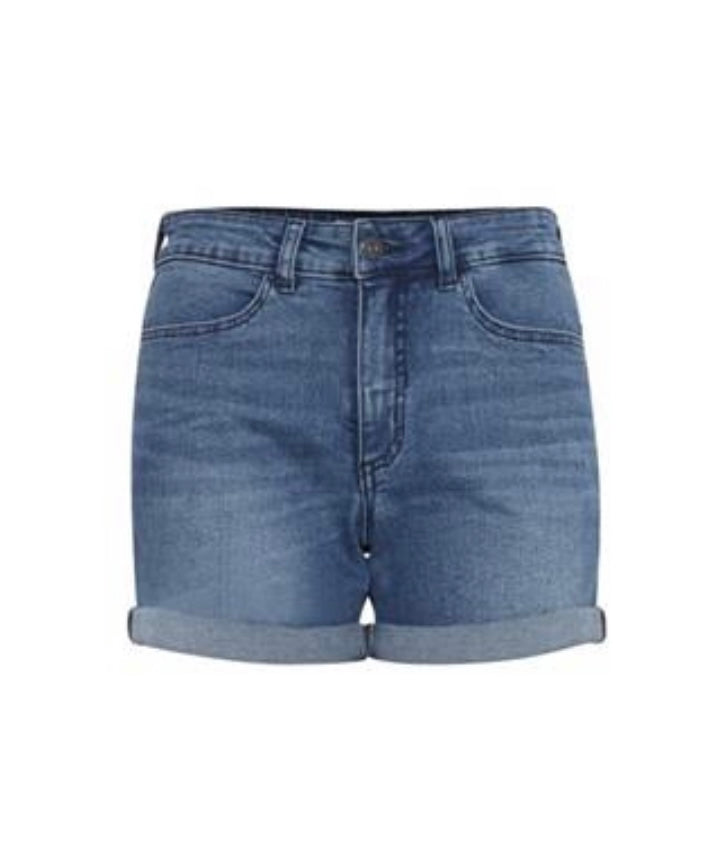 Twiggy Denim Shorts | Dark Denim