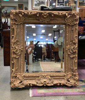 PM0077 Ornate Gold Gilt Ballroom Mirror