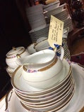 GP0688 Noritake Dinner Service 112 Pieces